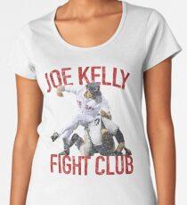 Vintage Joe Kelly Fight Boston Baseball Club T-Shirt Women's Premium T-Shirt