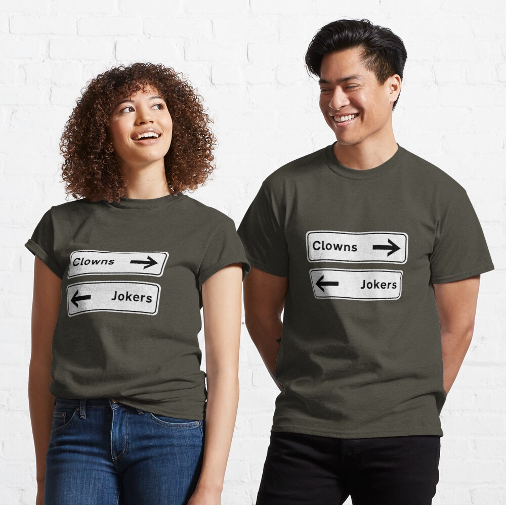 Stuck in the Middle With You Classic T-Shirt