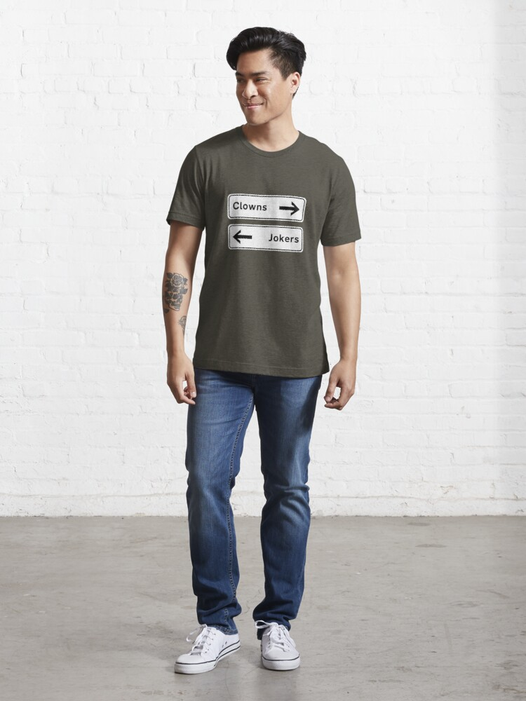 Alternate view of Stuck in the Middle With You Essential T-Shirt