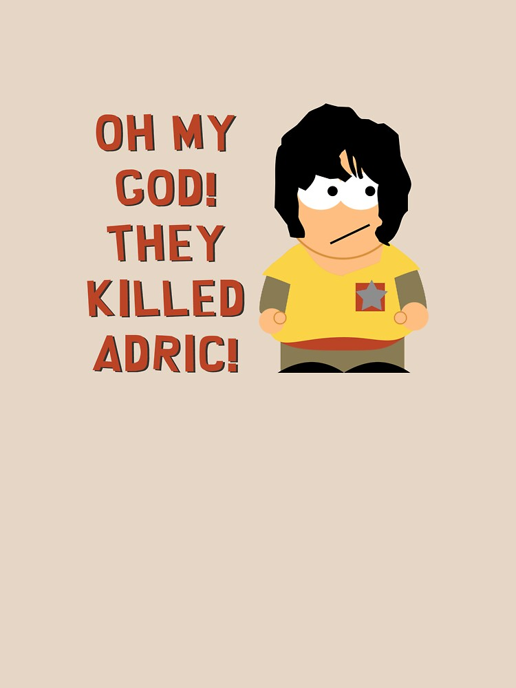 Oh My God! They Killed Adric! by brianftang
