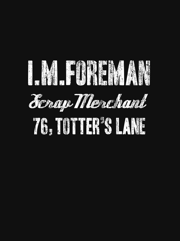 I M Foreman by brianftang