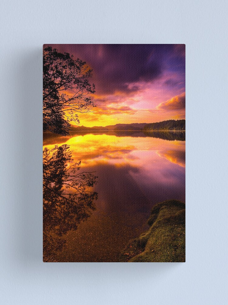 Alternate view of New Day Canvas Print