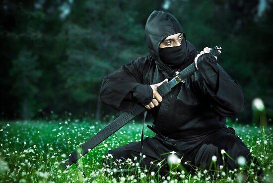 Ninja  by marz808