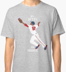My Betts On Mookie Classic T-Shirt