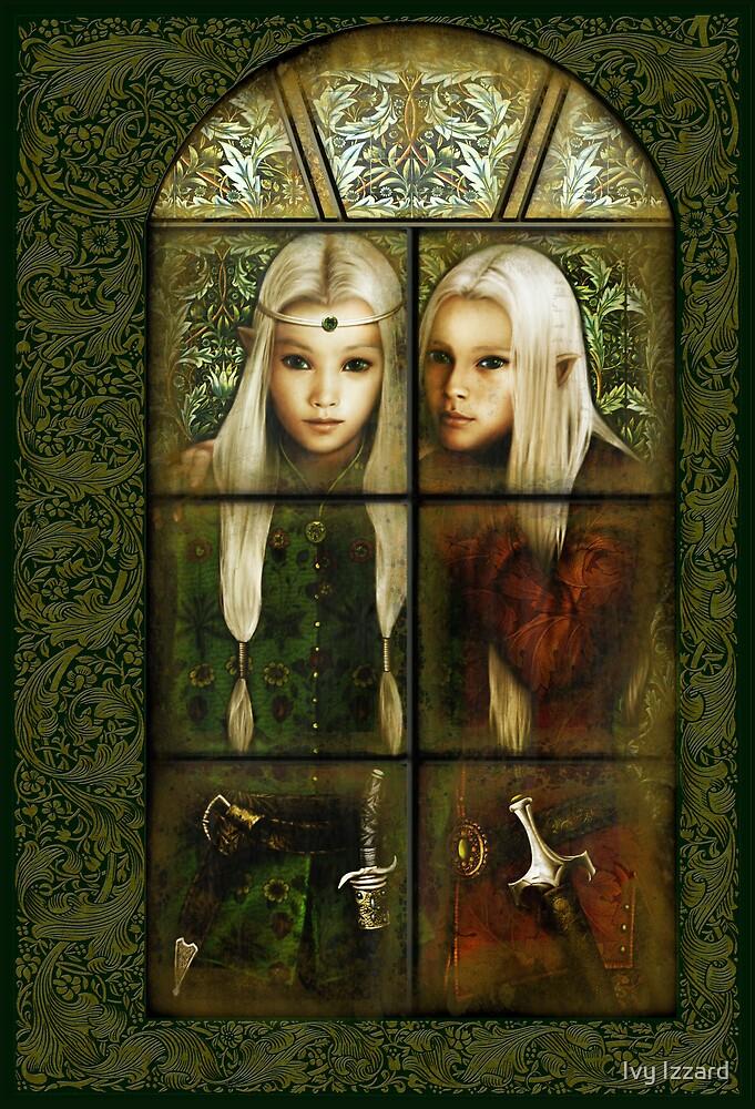 Window II by Ivy Izzard