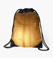 Close Encounter ... of the Second Kind Drawstring Bag