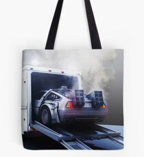 Twin Pines Mall - California - USA Tote Bag