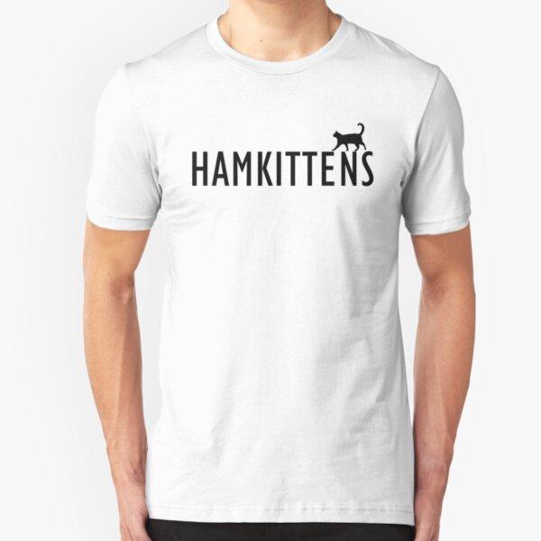 HAMKITTENS Slim Fit T-Shirt