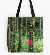 Zone rouge Tote bag
