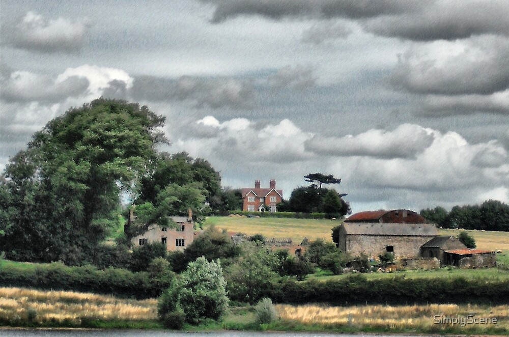 House On The Hill by SimplyScene