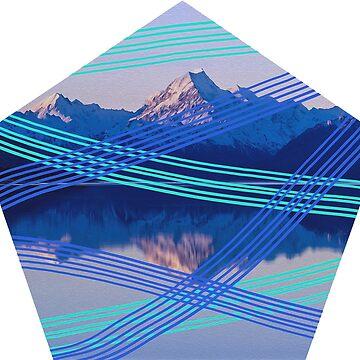 Winter Mountain by SamiArtist