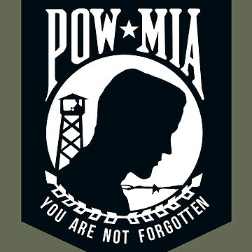 POW MIA by dtkindling