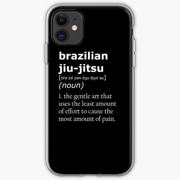 BJJ definition iPhone Soft Case