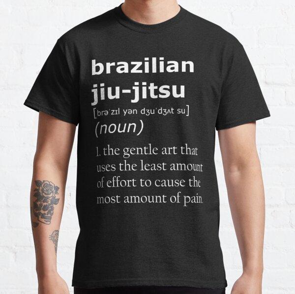 BJJ definition Classic T-Shirt