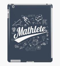 Mathlete iPad Case/Skin