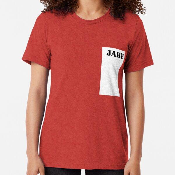 jake paul merch Tri-blend T-Shirt