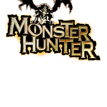 Monster Hunter's T-shirt by Rosy39