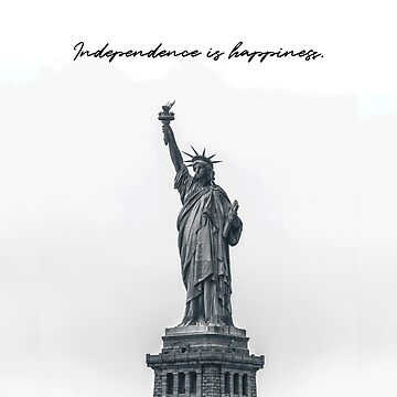 Independence is happiness by 3coma14