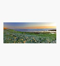North Beach Sunset  Photographic Print