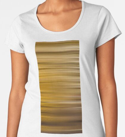 Lines Women's Premium T-Shirt