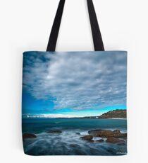 Converging - Turimetta, NSW Tote Bag