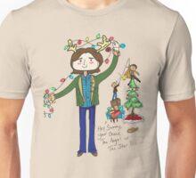 A very supernatural christmas! Unisex T-Shirt