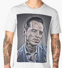 Man of Few Words Men's Premium T-Shirt