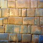 Perfect Stone Wall by Haydee  Yordan