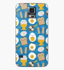 Kawaii Eggs For Breakfast Case/Skin for Samsung Galaxy