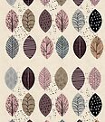 Nature Inspired Leaves  by elenor27