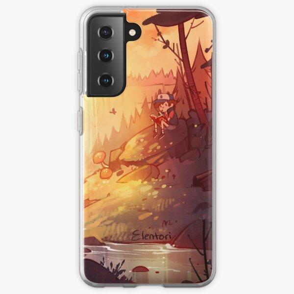 By the Falls Samsung Galaxy Soft Case