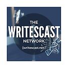 Writescast Network Logo by r. r. campbell