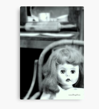 Your Just A Doll #3 Canvas Print