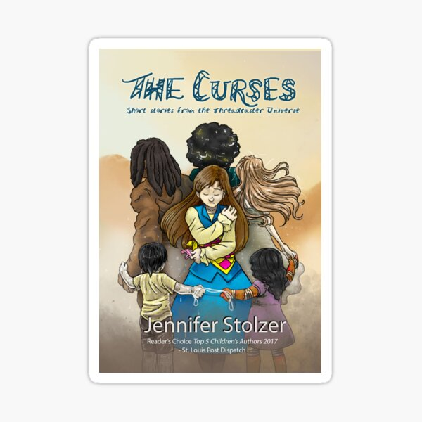 The Curses - Short Stories from the Threadcaster Universe Sticker