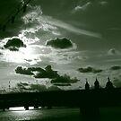 a walk in the clouds by redscorpion