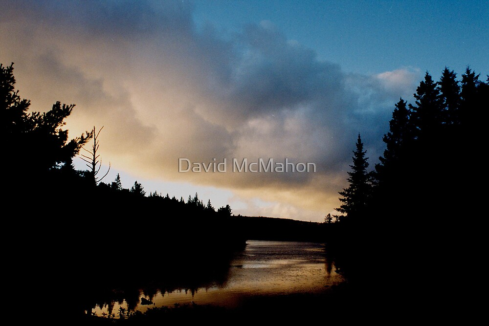 First Light by David McMahon