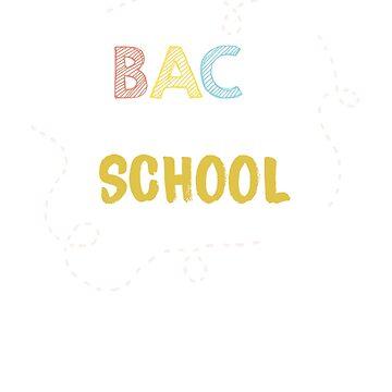 Back To School Chalkboard by berryferro