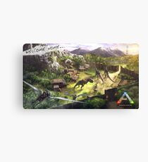 Ark survival evolved !!! Canvas Print