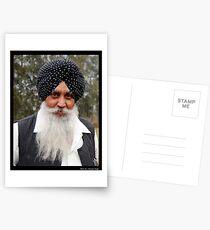 Punjabi Postcards
