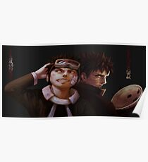 obito poster kid Poster