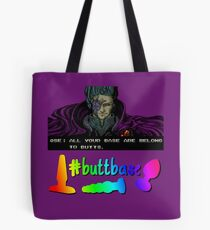#buttbase Queer Sex Ed Tote Bag Tote Bag