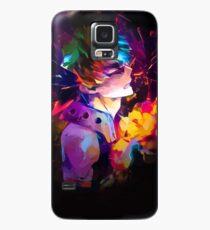 Der Held der Explosionen Hülle & Klebefolie für Samsung Galaxy