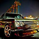 Datsun Bluebird SSS 510 by CoolCarVideos
