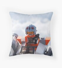Hoth Throw Pillow