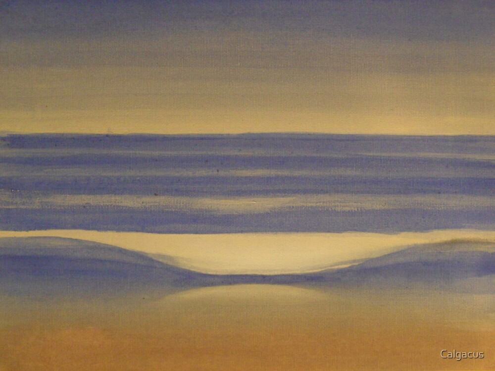 Mellow Wave by Calgacus