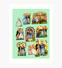Weddings Art Print