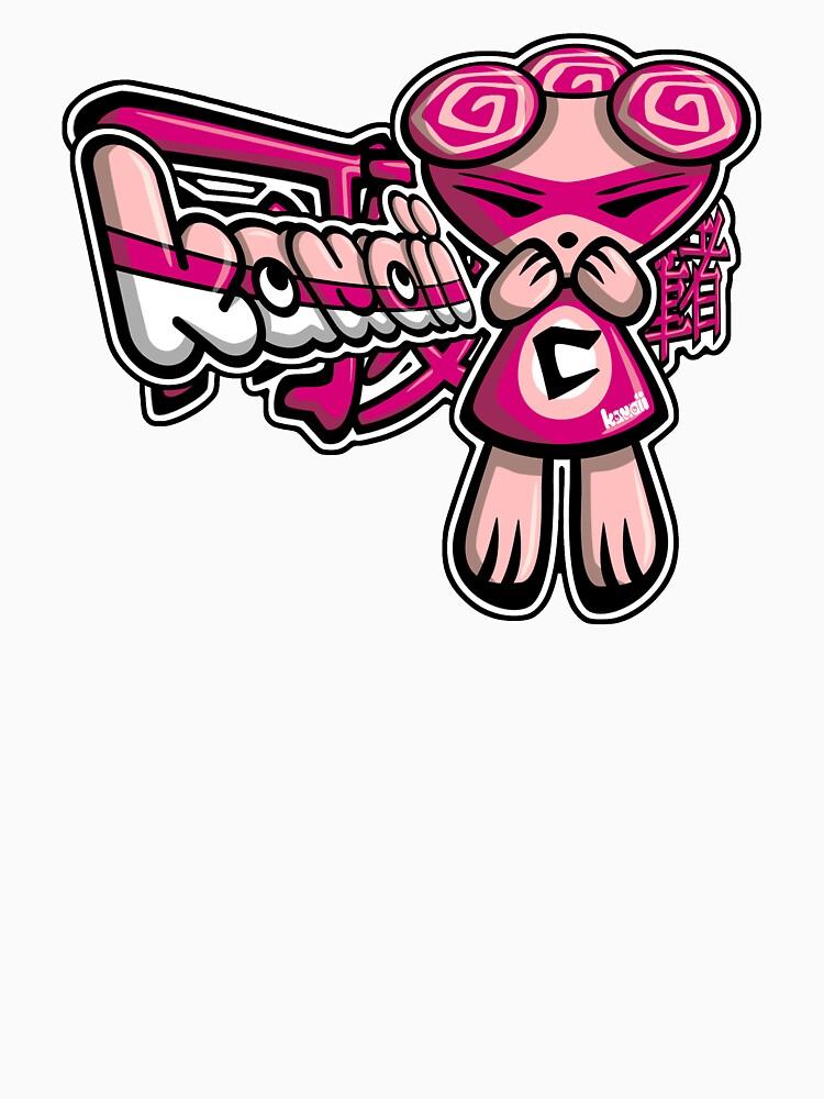 Cute Mascot Tag by KawaiiPunk
