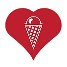 I Love Ice Cream by Richard Rabassa