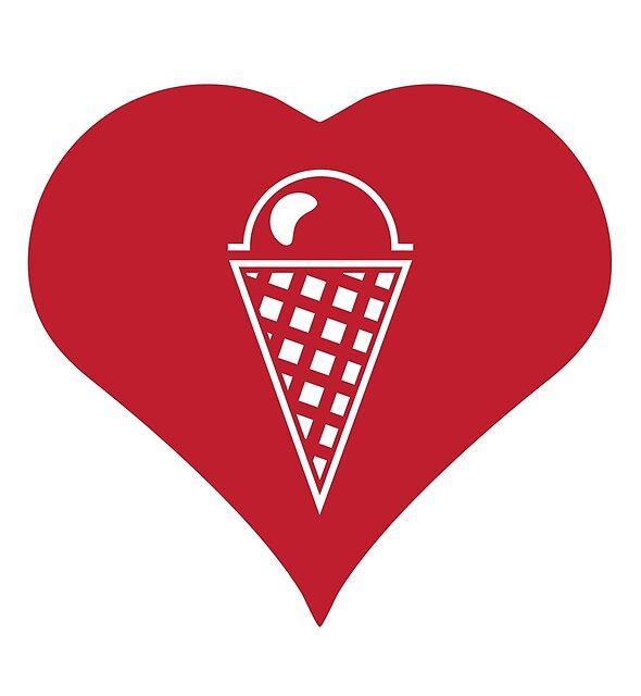 I Love Ice Cream by Richard Rabassa