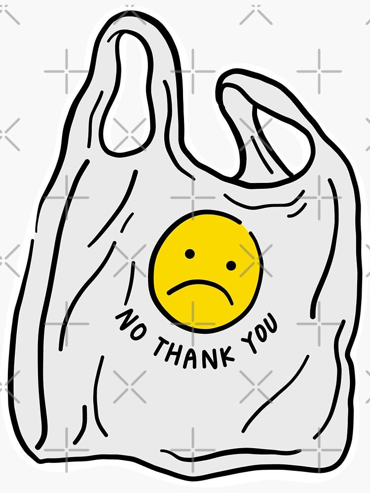 Sag nein zu Plastiktüten von michellestam